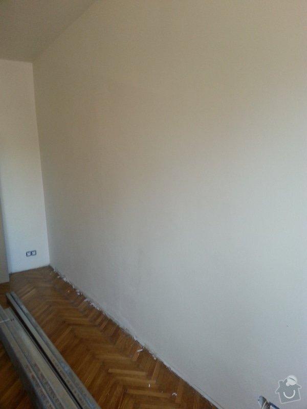 Odhlučnění stěny bytu, plocha stěny 16m2: 20140313_094603