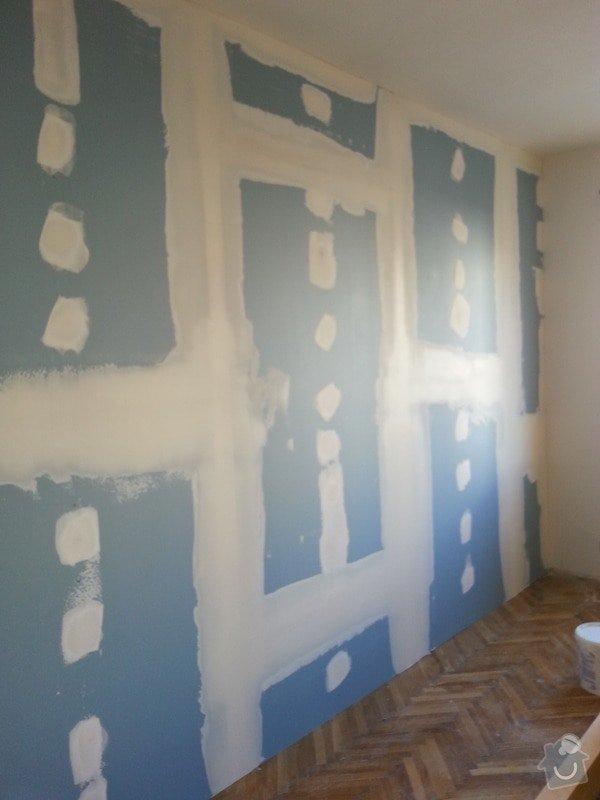 Odhlučnění stěny bytu, plocha stěny 16m2: 20140313_141000