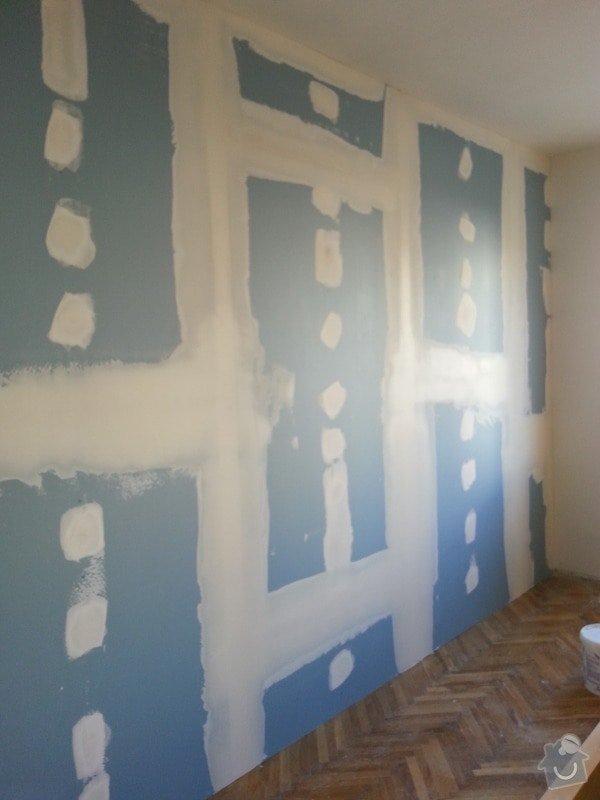 Odhlučnění stěny bytu, plocha stěny 16m2: 20140313_141001