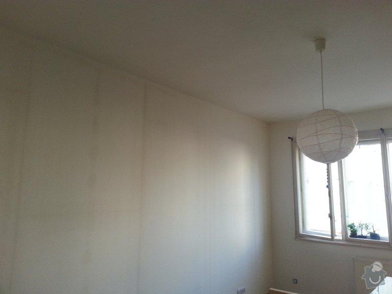 Odhlučnění stěny bytu, plocha stěny 16m2: 20140314_150219