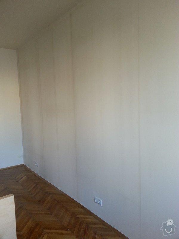 Odhlučnění stěny bytu, plocha stěny 16m2: 20140314_150235_3