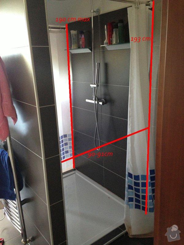 Sklenena zastena do sprchoveho koutu: koupelna_rozmery