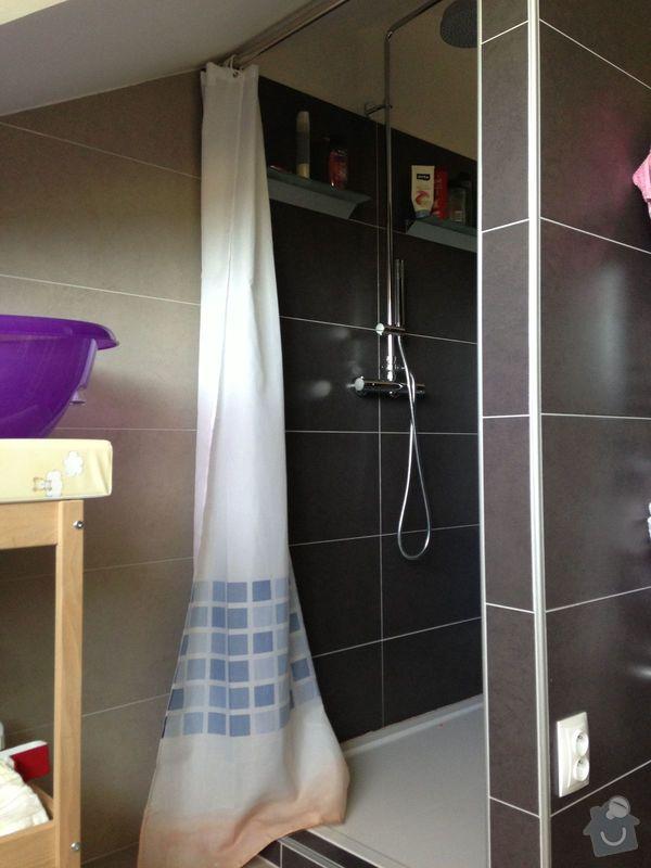 Sklenena zastena do sprchoveho koutu: IMG_3752