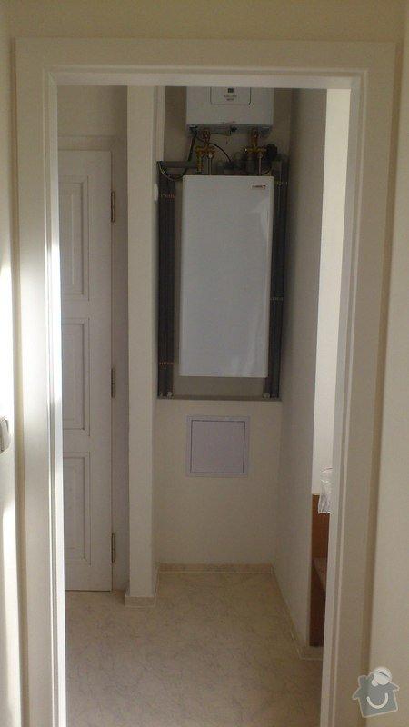 Částečná rekonstrukce bytu 1+kk : DSC_1025