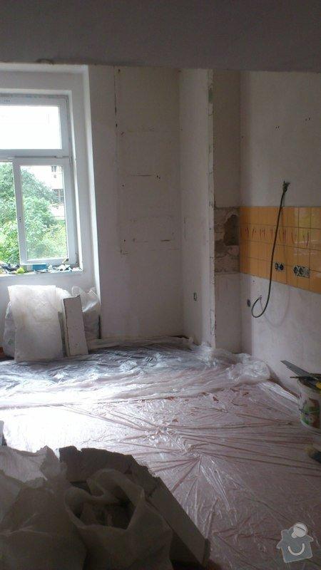 Částečná rekonstrukce bytu 1+kk : DSC_0882