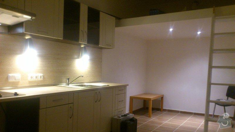 Částečná rekonstrukce bytu 1+kk : DSC_1081