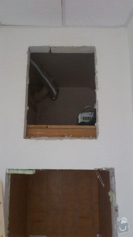 Částečná rekonstrukce bytu 1+kk : DSC_1026