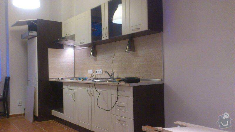 Částečná rekonstrukce bytu 1+kk : DSC_1080