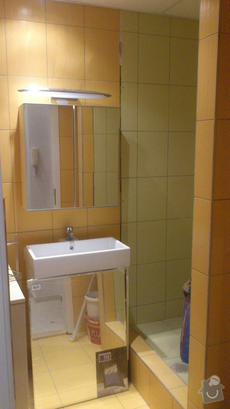 Částečná rekonstrukce bytu 1+kk : DSC_1034