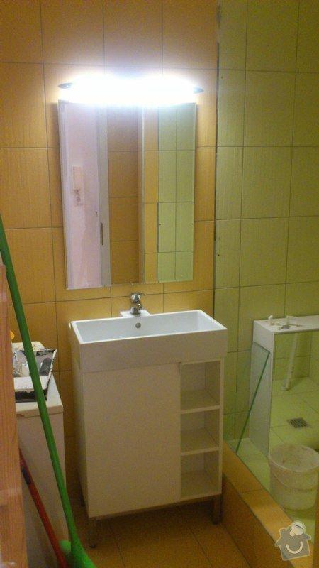 Částečná rekonstrukce bytu 1+kk : DSC_1092