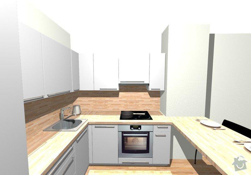 Kuchyň: 1