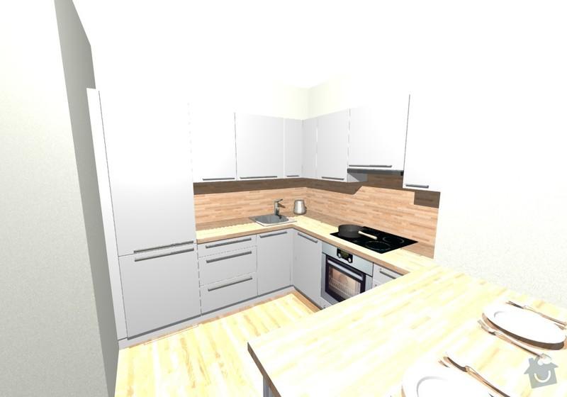 Kuchyň: 2