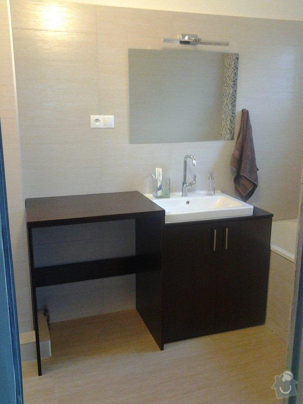 Koupelnový nábytek: 20140406_181555