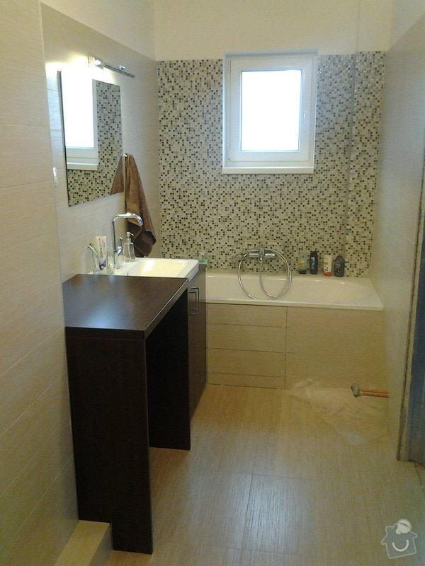 Koupelnový nábytek: 20140406_181620