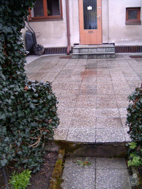 Oprava dlažby- venkovní terasa: foto_001