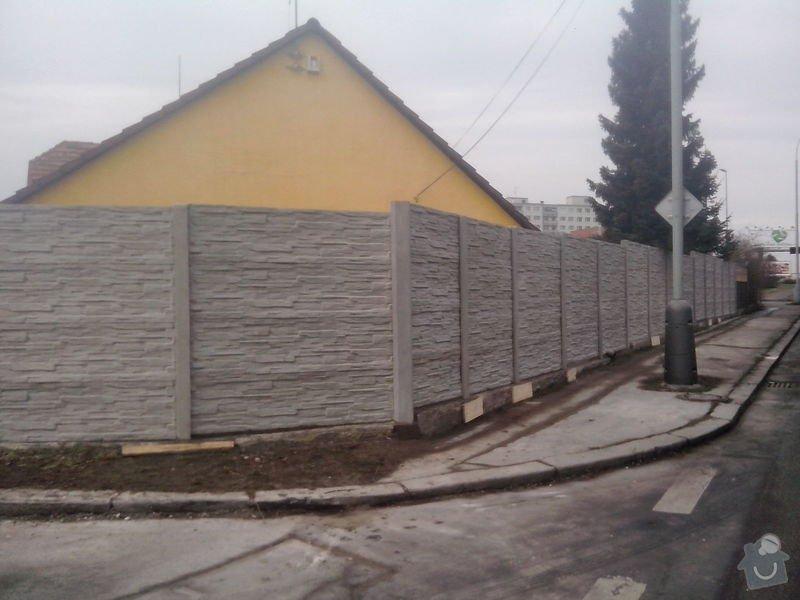 Oploceni fa.Harmonie: Oploceni_bezzakladove_betonove_Praha-Haje_91_bm_3
