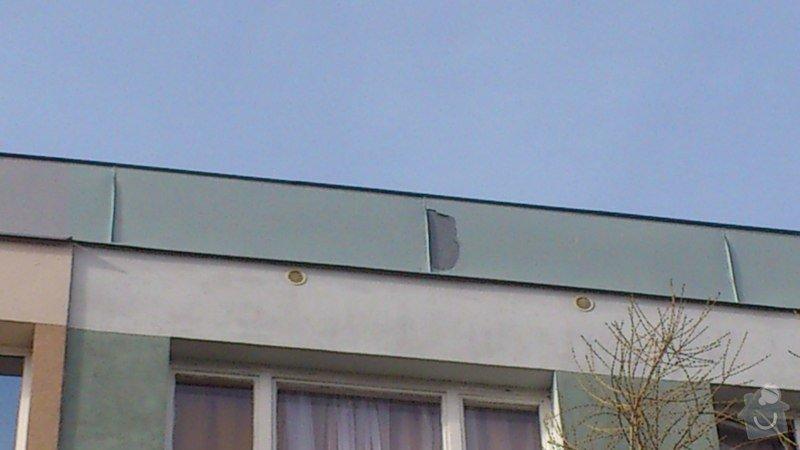 Zateplení střechy panelové domu: DSC_0046
