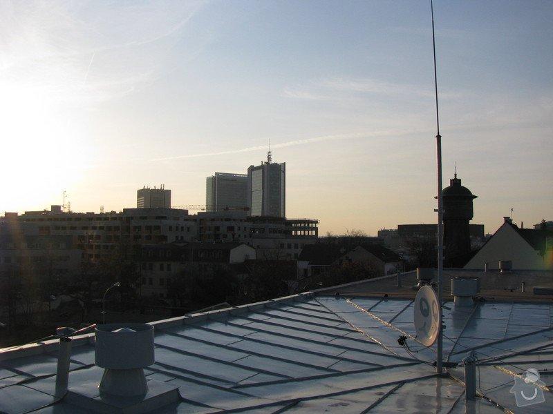 Zateplení střechy panelové domu: IMG_2790