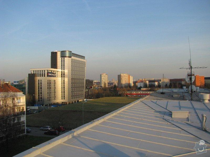 Zateplení střechy panelové domu: IMG_2791