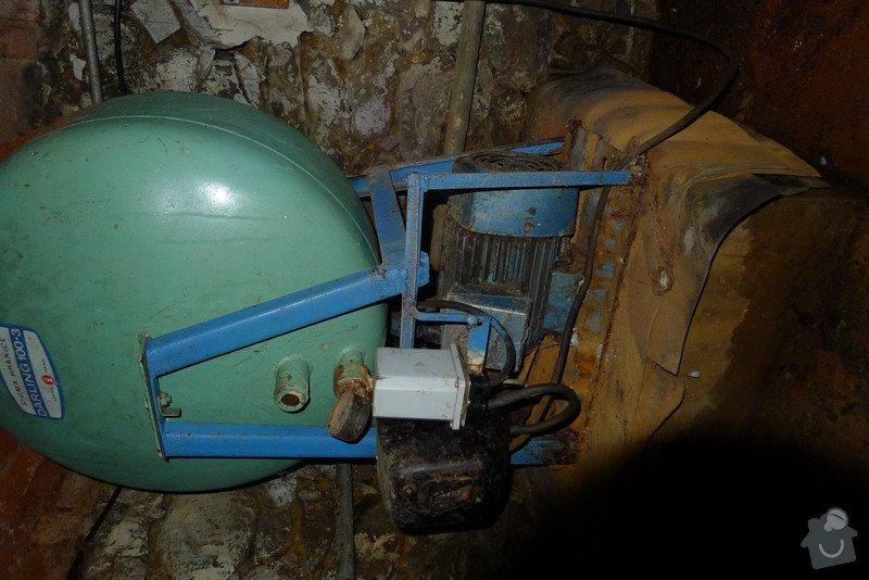 Připojení kanalizace: P1090860