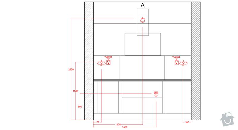 Príprava elektroinštalácie pre montáž kuchyne: a_instal