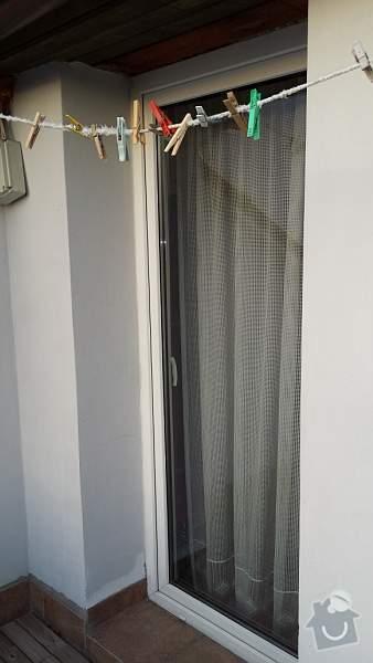 Posuvná brána a předokenní rolety: 20140330_185817