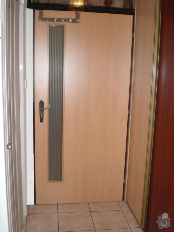 Dodávka a montáž vnitřních dveří-Hořovice: realizace_II