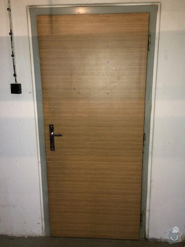 Převaření pantů - změna otevírání: dvere
