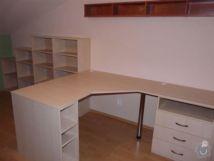 Atypický pracovní PC stůl: pracovni-stul-typ