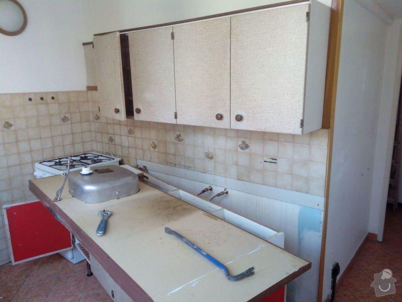Revitalizace bytu: 11A