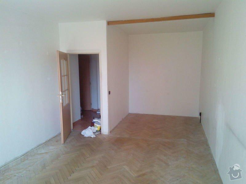Revitalizace bytu: 12A