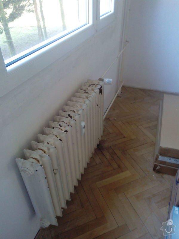 Revitalizace bytu: 13A