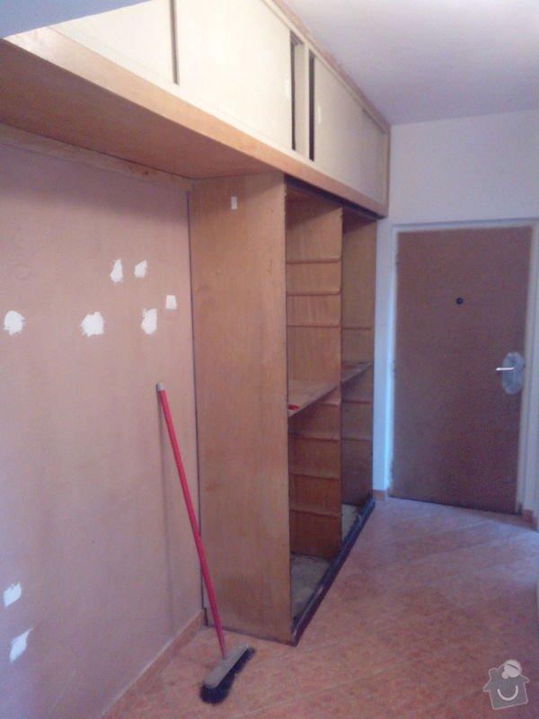 Revitalizace bytu: 15A