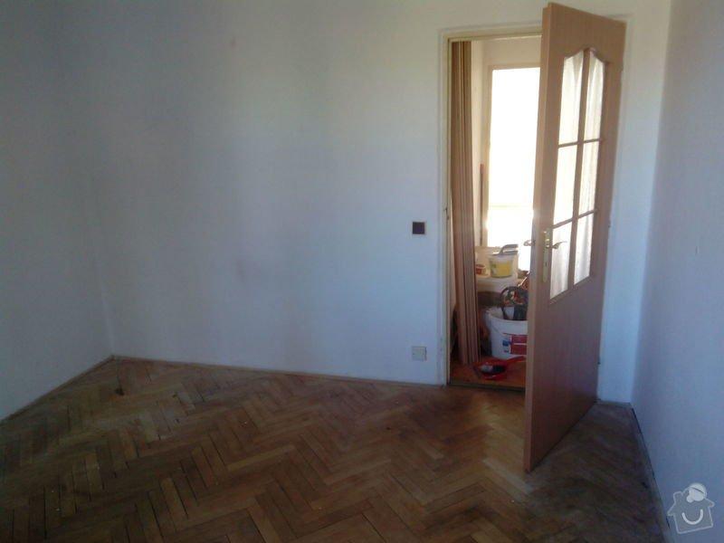 Revitalizace bytu: 16A