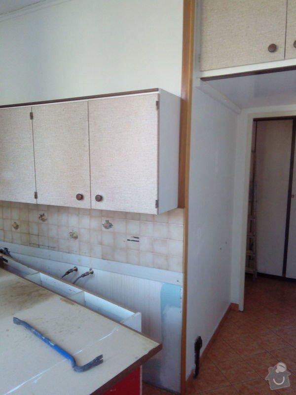 Revitalizace bytu: 17A