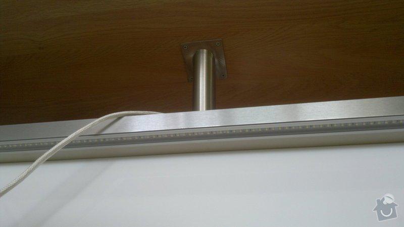 Osvětlení kuchyně a obývacího pokoje (kombinace LED + 220V svítidel): 2012-08-06-3396