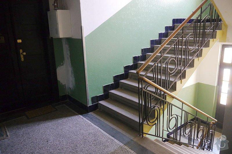 Výmalba společných prostor činžovního domu: P1140568