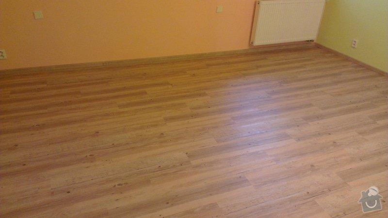 Vinylová podlaha cca50m2: 1