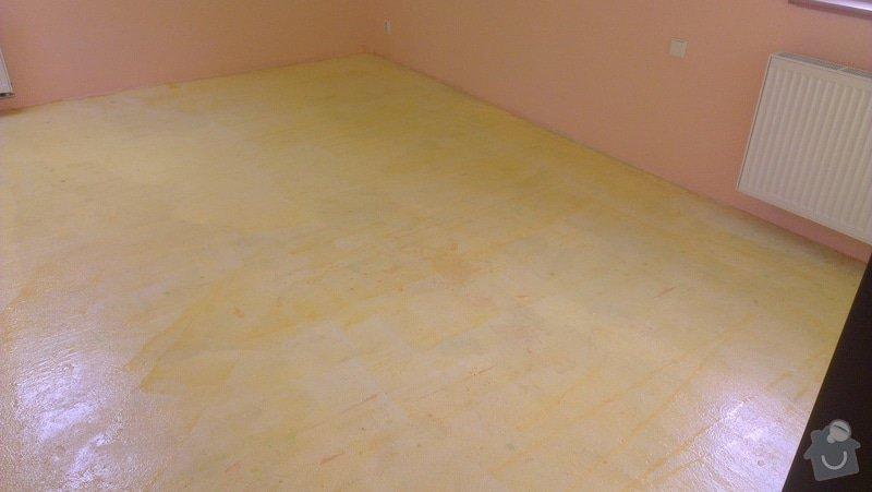 Vinylová podlaha cca50m2: 2