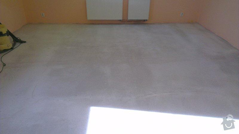 Vinylová podlaha cca50m2: 5