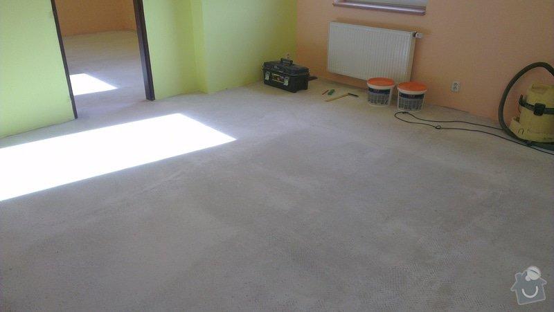 Vinylová podlaha cca50m2: 6
