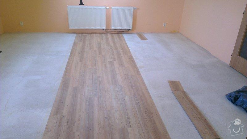 Vinylová podlaha cca50m2: 7