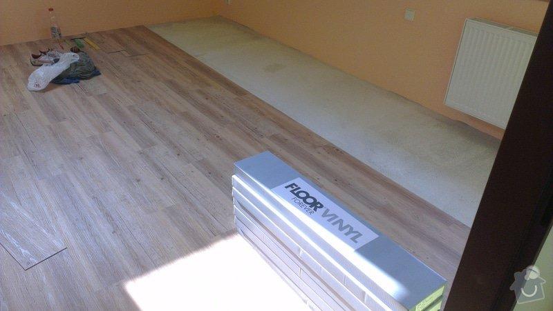 Vinylová podlaha cca50m2: 8