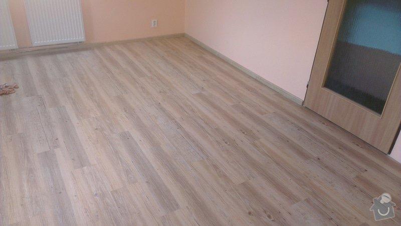 Vinylová podlaha cca50m2: 9