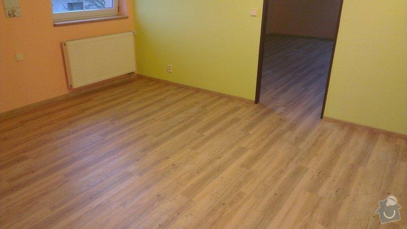 Vinylová podlaha cca50m2: 10