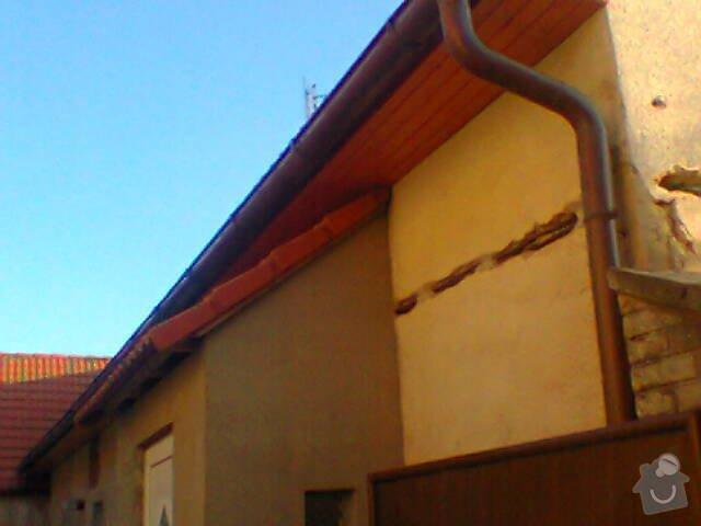 Podbití přesahu střechy: Fotografie1437