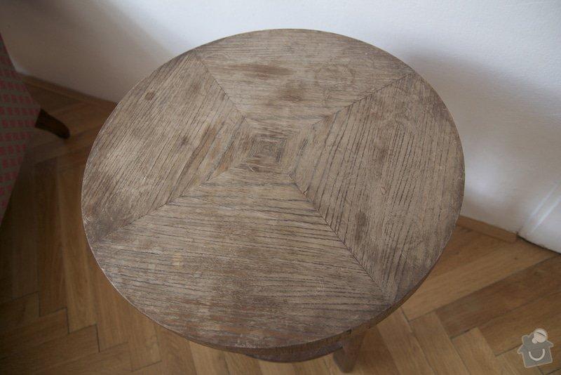 Restaurovani starsiho dreveneho konferencniho stolku: IMG_6734