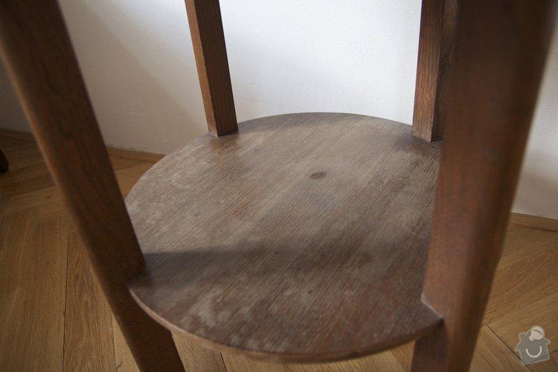 Restaurovani starsiho dreveneho konferencniho stolku: IMG_6736