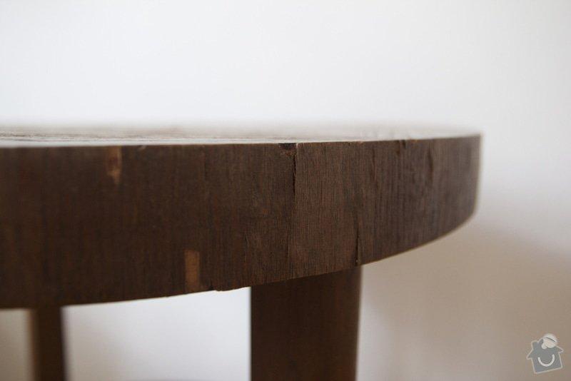 Restaurovani starsiho dreveneho konferencniho stolku: IMG_6738