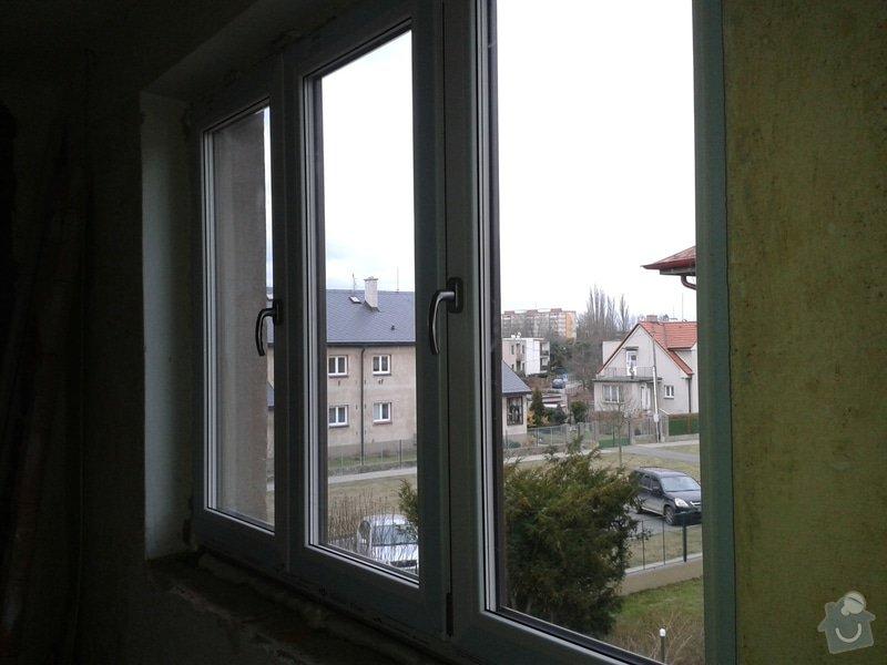 Výměna oken za plastová 3 ks v bytě 2+1: 20140221_155740